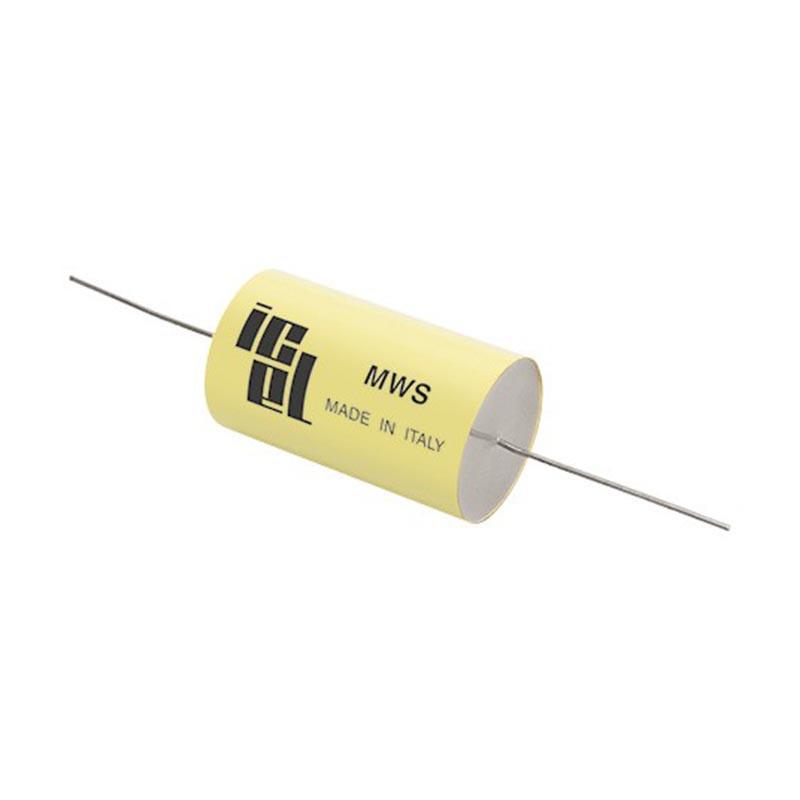 MWS Polyester film Capacitors