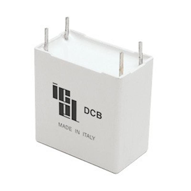 DCB - polipropileno kondensatoriai