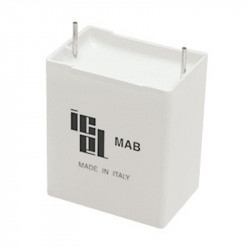MAB – Polypropylene film Capacitors