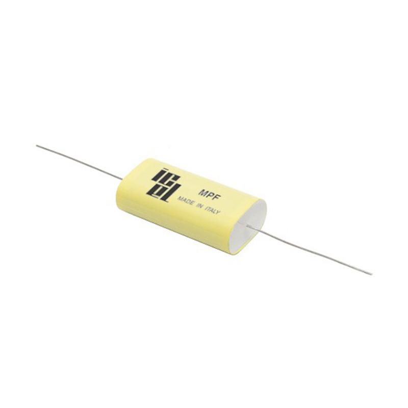 MPW / MPF - polipropileno kondensatoriai