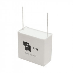 PPB – Polypropylene film Capacitors