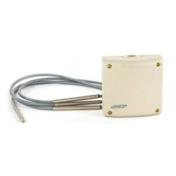 Average temperature sensor with 4 measuring points