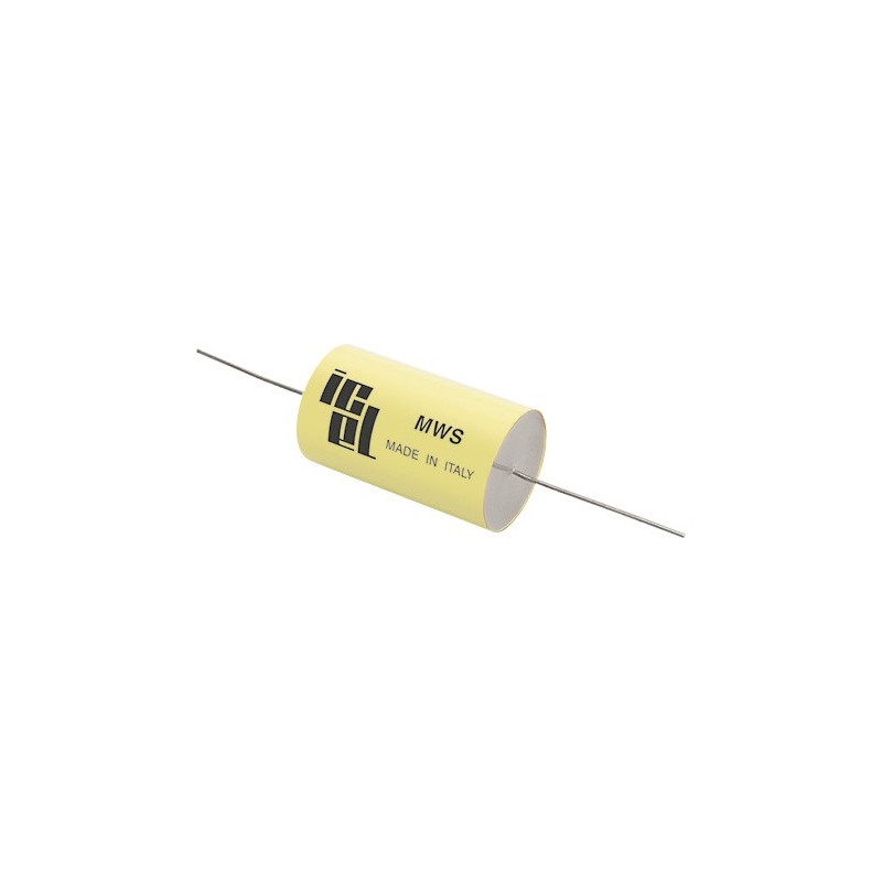 High voltage capacitors MWS series