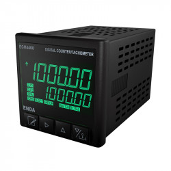 Digital counter and tachometer ECH series