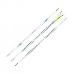 Kabeliai, izoliuoti CS2 Silicone elastomero - CS2 / T - CS2 / TW