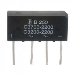 B80C3700-2200A Mostek diodowy