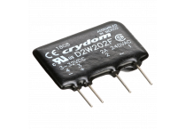 Single-Phase AC Semiconductor Relays for PCBs