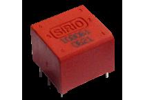 Transformatoriai galios tranzistoriams valdyti