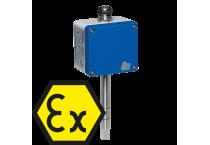 Drėgmės ir temperatūros jutikliai su ATEX sertifikatu