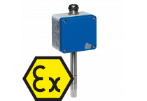 Humidity and temperature sensors with ATEX certificate