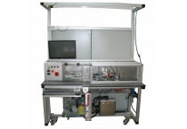 Banc de test de disjoncteurs différentiels de courant