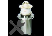 Lamp exchange service in induction generators