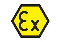 Komponentai pavojingoms zonoms (EX)