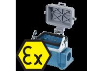 Conectori ex pentru zone potențial explozive
