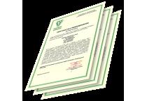 Certyfikaty / uprawnienia