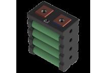 Modular Li-ion Battery Building Blocks, Custom Batteries, BMS