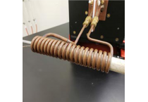 Hot Heading a Steel Wire to Create a Screw
