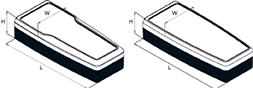 Porta system wymiary