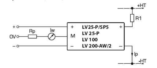 ea7a0bfb2140 ... LV25-P SP5 przetwornik napięciowy
