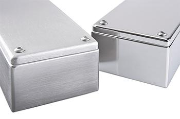 INOCASE series IP66/IP67 – stainless steel enclosures