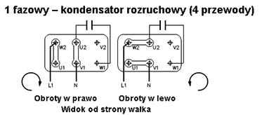 Czy można podłączyć silnik 3-fazowy do jednofazowego?