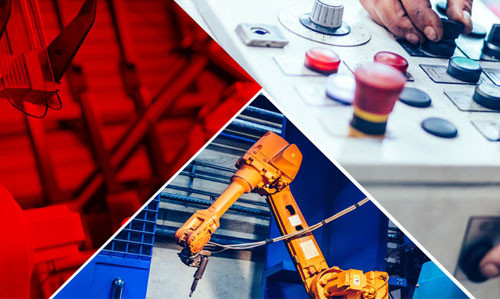 Industrial automatic and control systems