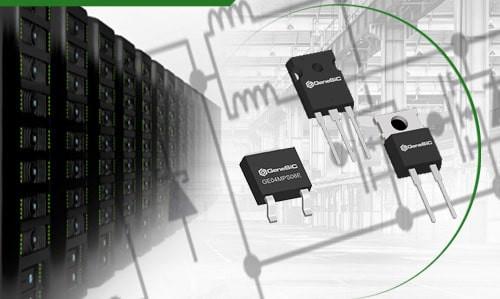 5 generacja diod 650V SiC Schottky MSP posiada najwyższą klasę sprawności