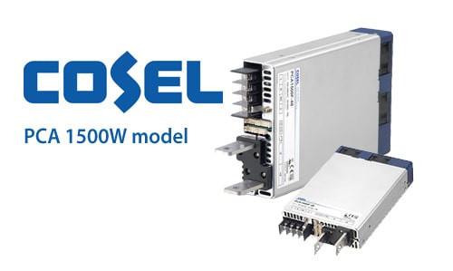 PCA series - New 1500W model