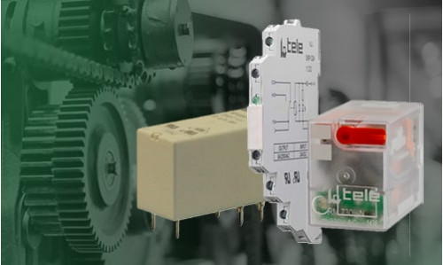 Electromechanical relay - an essential element for control systems