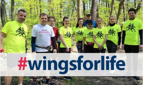 Wings for life – World Run! - Extraordinary RUN!