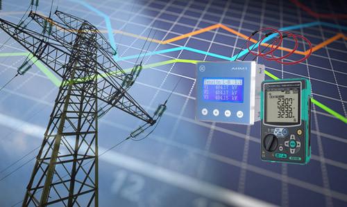 Pomiar mocy i energii w obwodach elektrycznych