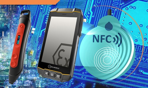 The role of NFC technology in the industry