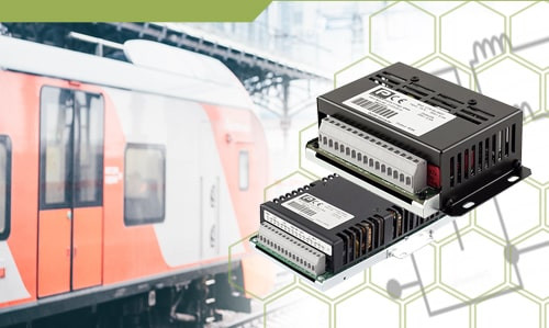 DC-DC converters in railroad applications